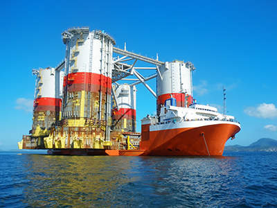 Shell - Optimizing Transport Systems in the Gulf of Mexico
