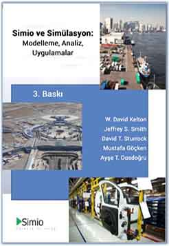 Simio and Simulation: Modeling, Analysis, Applications - 3rd Edition - Turkish